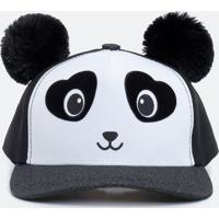 Boné Infantil Panda - Tam U