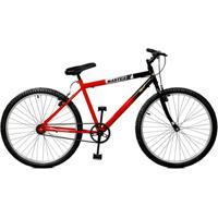 Bicicleta Master Bike Aro 26 Pop Freio V-Brake - Masculino
