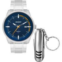 Kit Relógio Masculino Orient Mbss1295 Kc21P1Sx