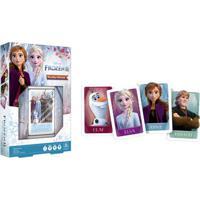 Jogo De Cartas - Rouba Monte - Disney - Frozen 2 - Copag