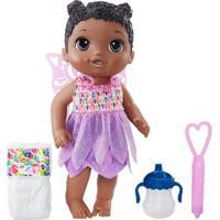 Boneca Baby Alive - Negra - Hora Da Festa - B9725 - Hasbro - Feminino