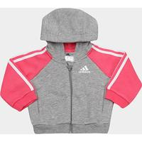Jaqueta Infantil Adidas Baby I Fav Log Fzh Feminina - Masculino