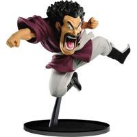 Figura Colecionável - 10 Cm - Dragon Ball Z - Mr. Satan - Bandai - Unissex-Incolor