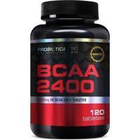 Bcaa 2400 - 120 Tabletes - Probiótica
