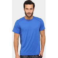 Camiseta Asics Regional Run Ss Masculina - Masculino-Azul