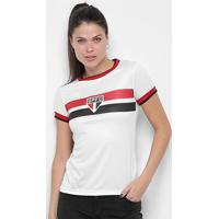 Camisa São Paulo 2005 S/N° Feminina - Feminino