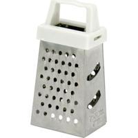 Mini Ralador- Inox & Branco- 7,5X4X3Cmhudson