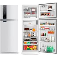 Refrigerador   Geladeira Brastemp Frost Free 2 Portas 478 Litros Branca - Brm59Ab