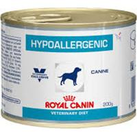 Ração Royal Canin Veterinary Diet Wet Canine Hypoallergenic 200 Gr