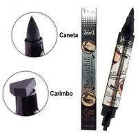 Caneta Delineadora Carimbo 2 Em 1 - Tango