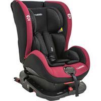Cadeira Para Auto Star De 0 A 25 Kg Preto E Vinho - Kiddo
