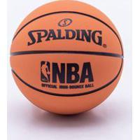 Minibola Basquete Spalding Nba Único