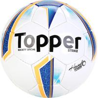 409beaf14a159 Bola Futebol Society Topper Strike Ix - Unissex