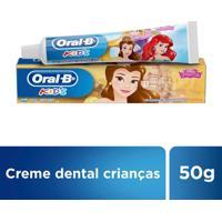 Creme Dental Oral-B Kids Princesas 50 G