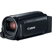 "Filmadora Vixia Hf R800 3.28Mp Full Hd Tela 3"" Hdmi Preta Canon"