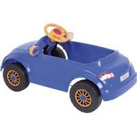 Carrinho À Pedal Homeplay Audi Att Azul
