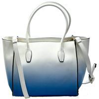 Bolsa Tote Degradê Azul