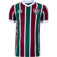 Camisa Do Fluminense Umbro Retrô Of.1 1985 - Masculina