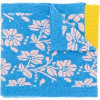 Barrie Cachecol De Cashmere - Azul