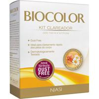 Kit Descolorante Com Quitosan Biocolor 1 Unidade