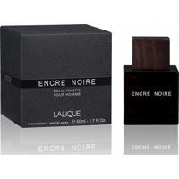 Encre Noire De Lalique Eau De Toilette Masculino 100 Ml