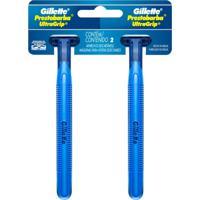 Aparelho De Barbear Gillette Prestobarba Ultragrip Fixo - Cartela Com 20 Unidades - Kanui