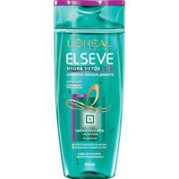 Shampoo Elseve Hydra Detox 48H Antioleosidade 200Ml