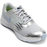 Tênis Infantil Nike Star Runner - Feminino-Prata