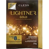 Descolorante Lightner 20G Gold