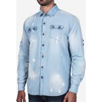 Camisa Jeans Ink 200143