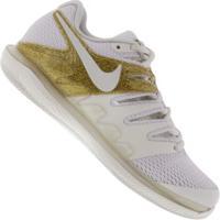 Tênis Nike Air Zoom Vapor X Hc - Feminino - Bege