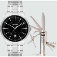 Kit Relógio Masculino Orient Mbss1331 K276