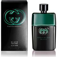 Gucci Guilty Black Eau De Toilette Masculino 90 Ml