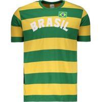 Camisa Brasil Paranaíba Masculina - Masculino