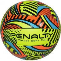 Bola Vôlei Penalty Soft Fun 8
