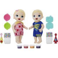 Bonecas Baby Alive - Gêmeos - Hora De Comer - C4050 - Hasbro