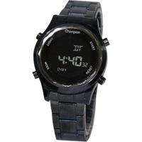 Relógio Champion Digital Ch48108A Feminino - Feminino-Azul