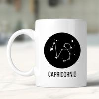 Caneca - Signo Capricórnio