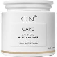 Keune Care Satin Oil Mask Máscara De Hidratação 500Ml - Unissex-Incolor