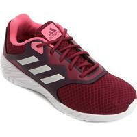 Tênis Infantil Adidas Quickrun 2 K - Unissex-Bordô