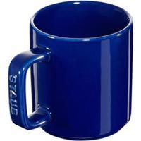 Conjunto De Canecas Em Cerâmica Com 200 Ml E 02 Peças Azul Marinho - Staub