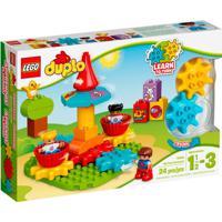 Lego Duplo - Meu Primeiro Carrossel - 10845 - Masculino-Incolor
