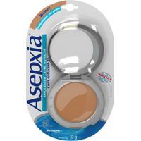 Maquiagem Creme Facial Asepxia Antiacne Cor Bronze 10G