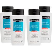 Kit Hidratante Corporal Neutrogena Body Care Inten - Unissex-Incolor