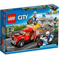 Lego City - Perseguição Caminhão Reboque - 60137 - Masculino-Incolor