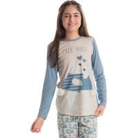 Pijama Polar Infantil