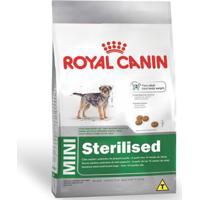 Ração Royal Canin Mini Sterilized 1Kg