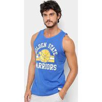 Regata Nba Golden State Warriors Mitchell & Ness Masculina - Masculino