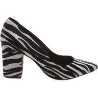 Scarpin Block Heel Zebra | Schutz