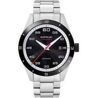 4a0dd6de9be Relógio Montblanc Masculino Aço - 116060